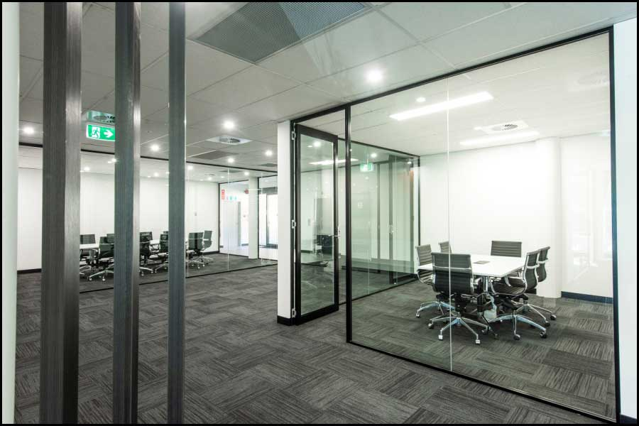 Meeting Room - Office Fitout West Perth