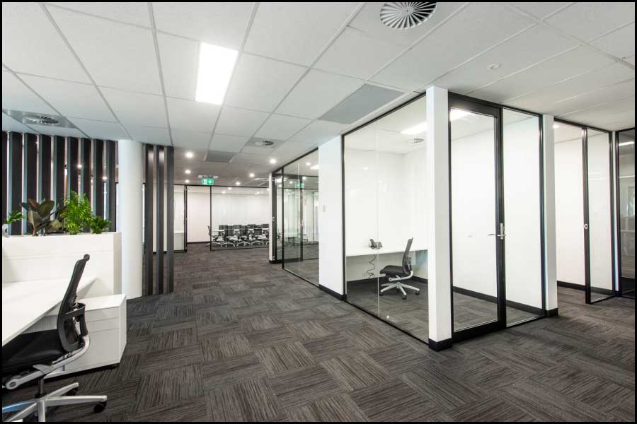 Quiet Room - Office Fitout Perth