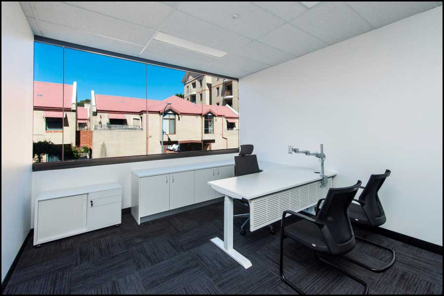 Manager Office - West Perth Office Fitout