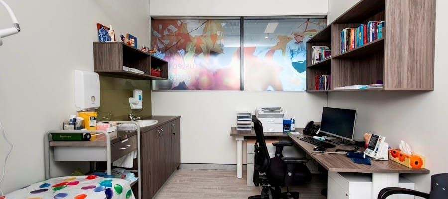 Consulting Room - Medical Center Fitout