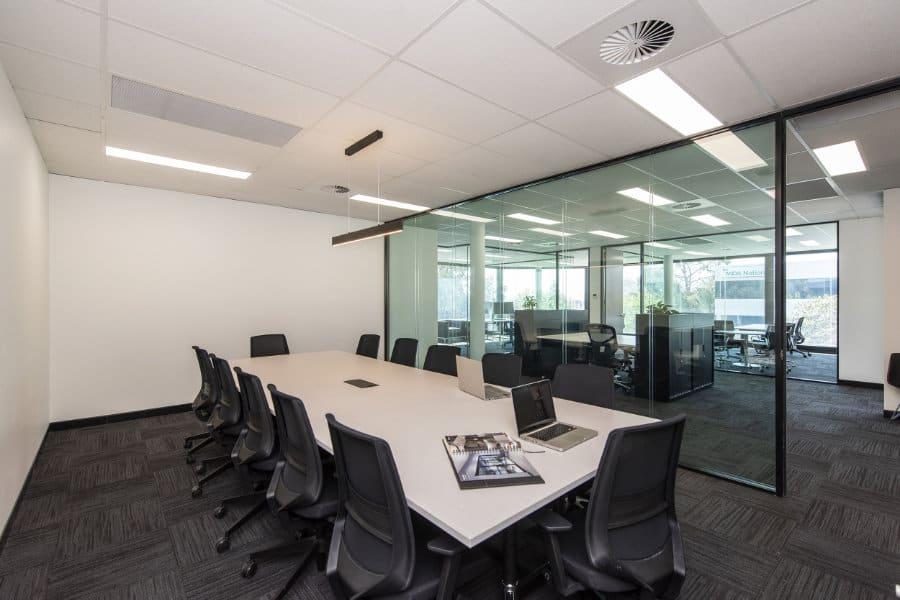Octet Boardroom Office Fitout