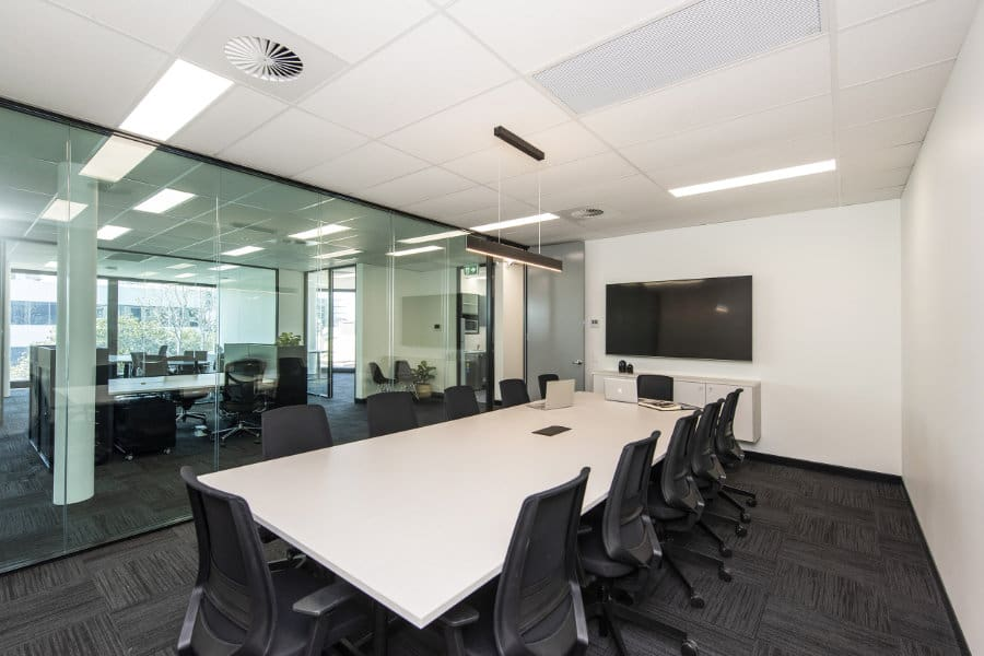 Octete Boardroom Chairs And Av Office Fitout