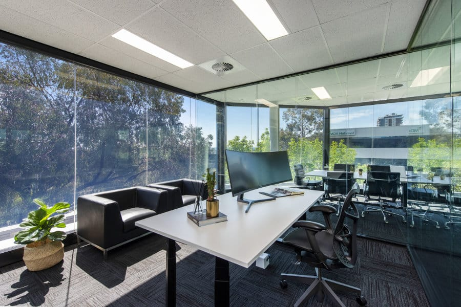Octete Office Room Meeting Consultation